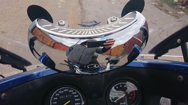 Зеркало на мотоцикл панорамное