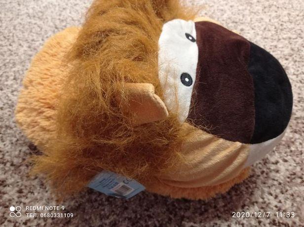 """Тапок-муфта """"лев"""". Дуже хороший подарунок"""