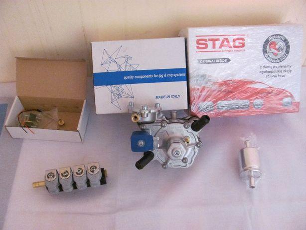 STAG/Tomasetto 4 поколение под ключ. Работа 650/1200