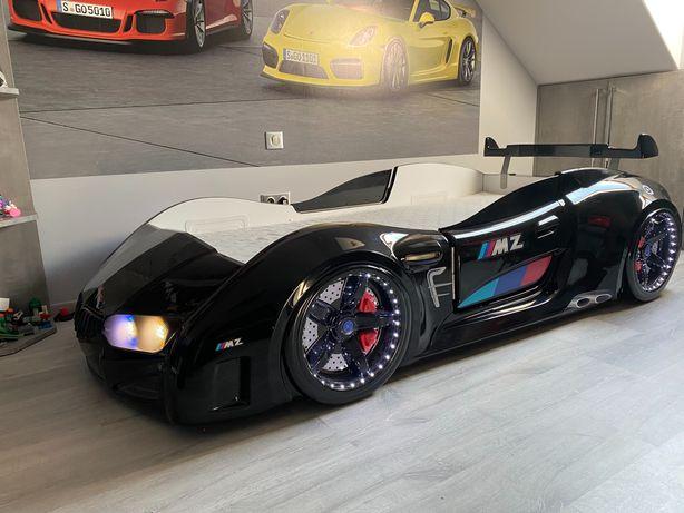 Łóżko samochód BMW