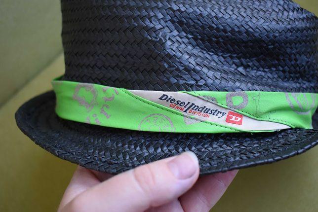 Diesel (Дизель) мужская шляпа панама оригинал размер 11
