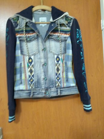 Куртка джинсовая Дизигуал