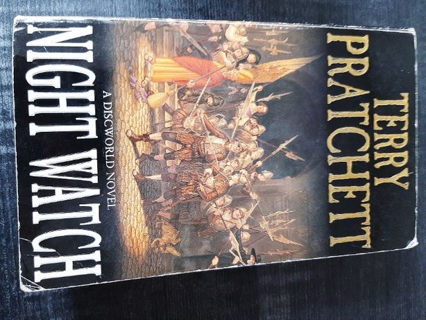 Night Watch Swiat dysku Angielski Pratchett Terry