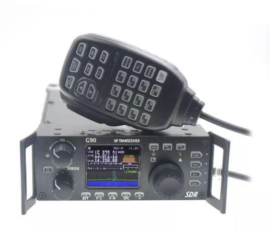 XIEGU G90 Миниатюрный КВ SDR Трансивер (0,5-30МГц), 20 Вт.