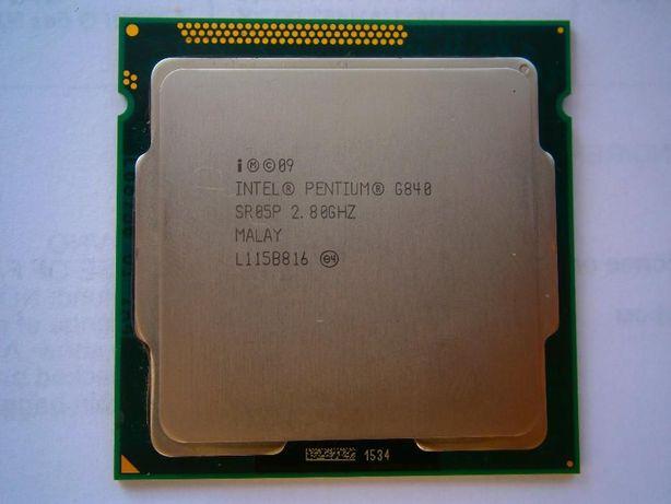 Процесор Intel Pentium G840 - 2.8 Ghz - LGA - 1155