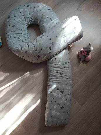 Подушка для вагітних та годування