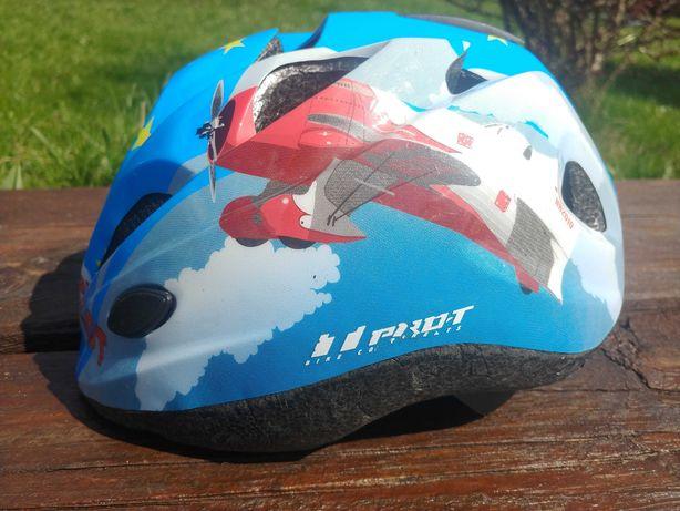 Kask rowerowy Crazy Pilot PRO-T roz S 48-52 cm