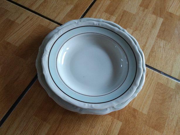 Stary zestaw porcelany