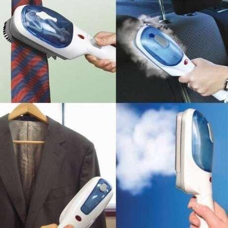 Ручной отпариватель для одежды TOBI Steam Brush, паровой утюг, щетка-у