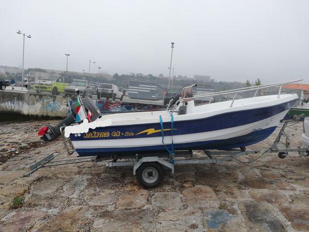 Barco Atlântico  bote 460