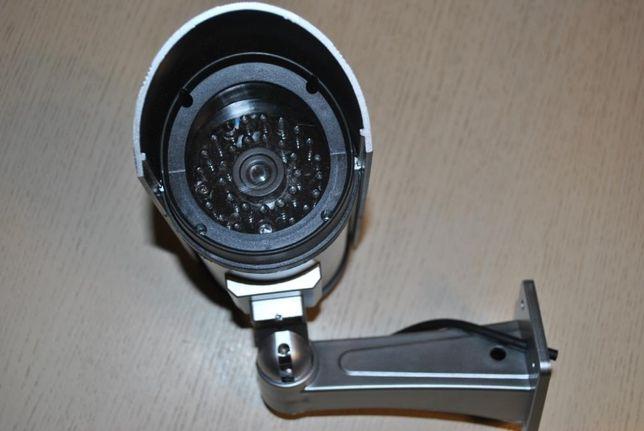 Відео камера спостереження муляж DUMMY IR CAMERA