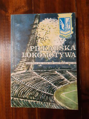 Piłkarska lokomotywa KKS Lech Poznań piłka nożna futbol sport