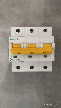 Автомат Eaton (Moeller) PLHT-C125/3 З вітрини.