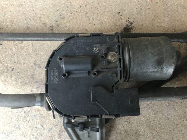 Моторчик дворников(трапеции) passat b6 3C1 155 119