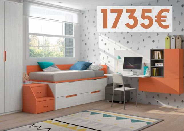 Mobiliário Juvenil - fazemos quartos customizados