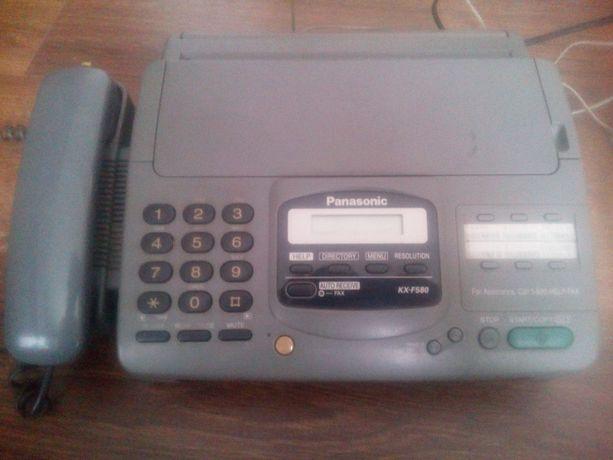 Телефон Факс Panasonic KX-F580