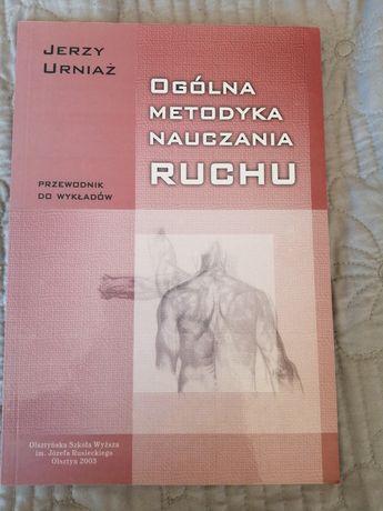 Książka Ogólna metodyka nauczania ruchu