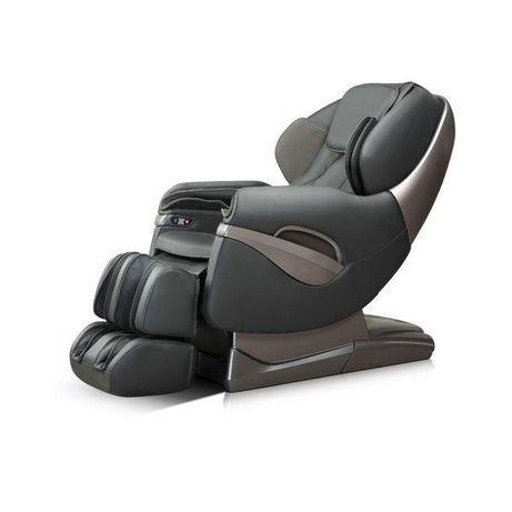 Fotel masujący z masażem L-shape, 3D, zero wall