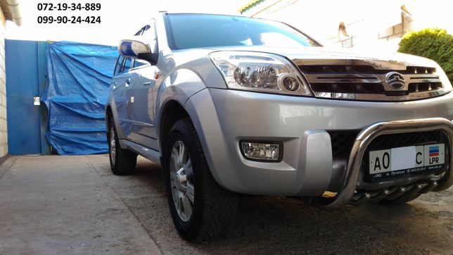 Продам Great Wall Hover 2008г