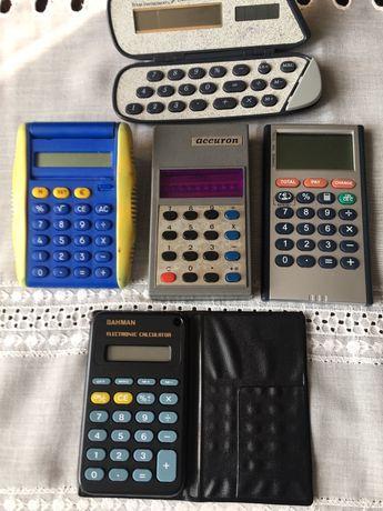 Kalkulatory Accuron,Bahman, PRL
