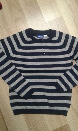 Sweterek chlopięcy, cienki, Lupilu, r. 86/92. NOWY