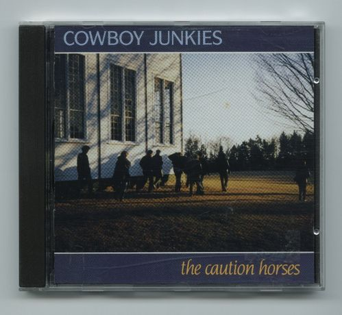 3 CD's Cowboy Junkies