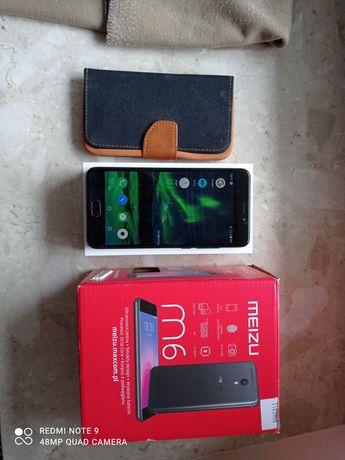 Telefon smartfon meizu m6
