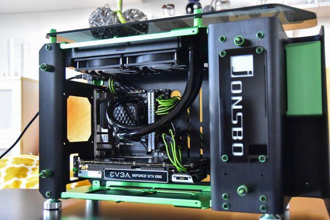 Super PC Green Hornet LC i5 6-core 16GB Aorus WiFi - Białystok