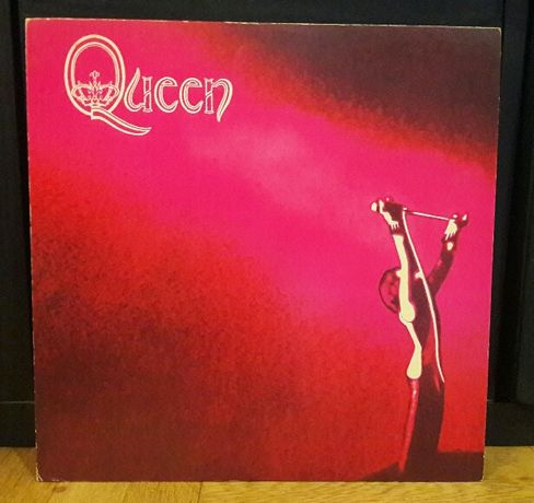 Queen - 'Queen' (winyl), wydanie japońskie