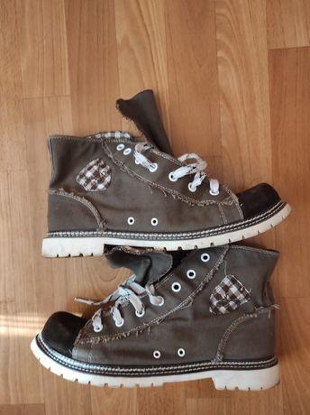 Spieth &Wensky ботинки дл.ст.28.5см.По типу Palladium,Converse