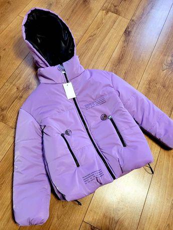 Демисезонная куртка,курточка 140;146;152;158;