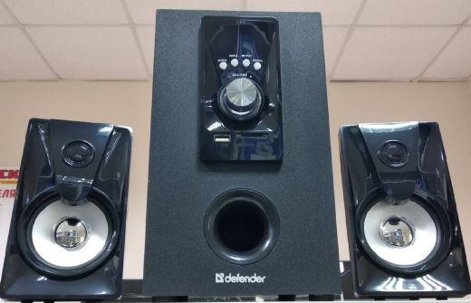 Продам компьютерную акустику Defender X100 Б/У за 2 500 ₽