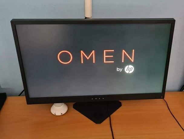 Monitor gaming com 144 hz e 25 polegadas da HP OMEN para computador pc