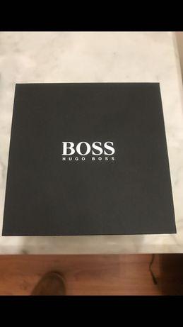 Relógio Hugo boss dual time novo a estrear 75€ com caixa