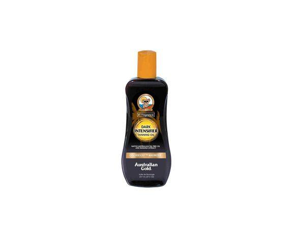 Australian Gold Dark Intensifier Tanning Oil 237ml
