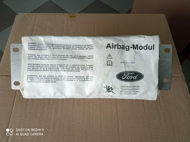 подушка безпеки AIRBAG FORD FOCUS C-MAX 5m51-r042b84-aa