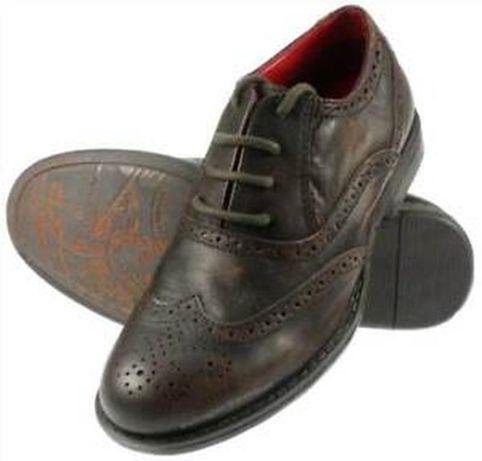 Red tape школьные туфли кожаные стелька 23.5 см