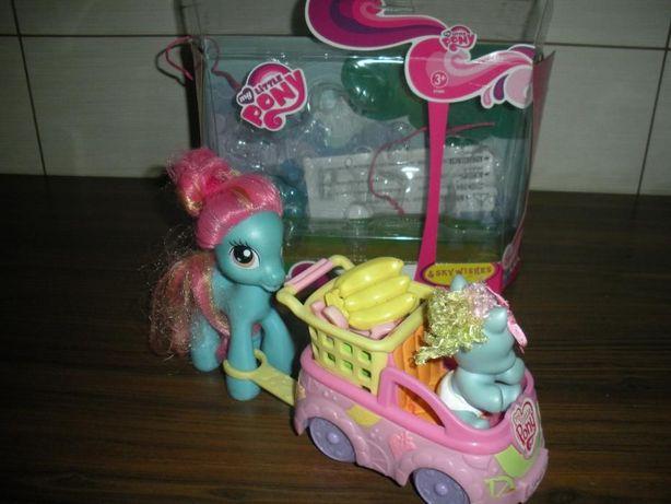 Kucyki Pony na zakupach + GRATISY!