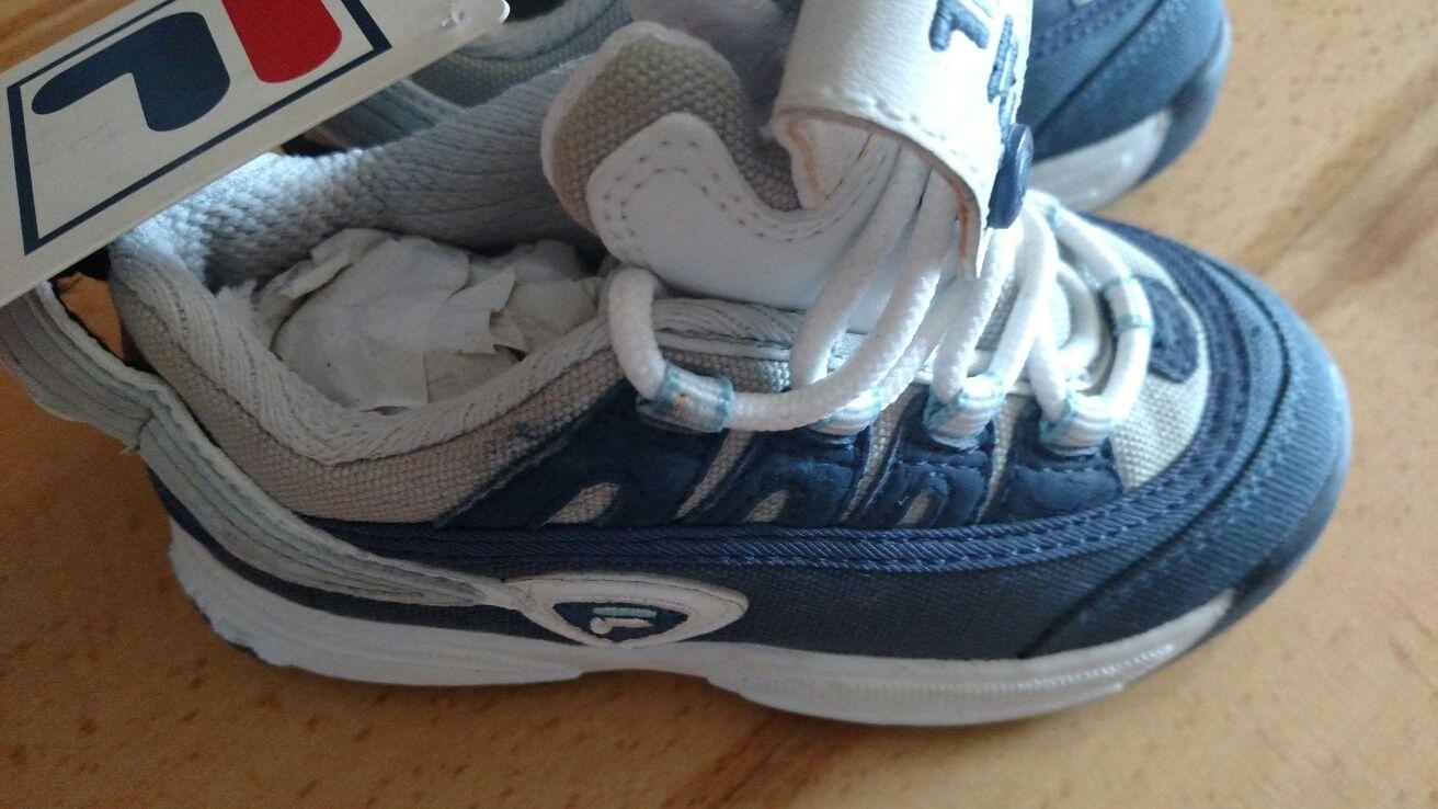 Дитячі кросівки FILA