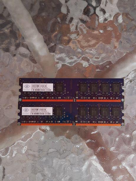Pamięć RAM 2x1GB 2Rx8