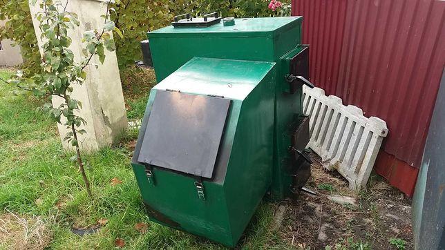 Piec na eko-groszek 24 kW - używany