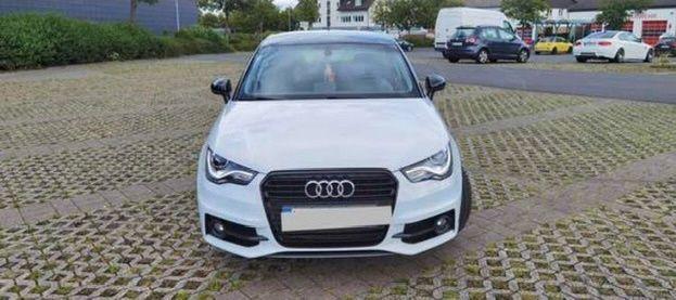 Audi A1 s-line 1.6 de 2013