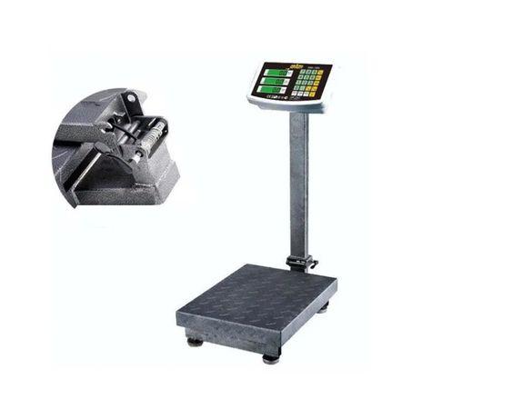 Платформенные качественные весы до 350 кг платформа 40*50.Ваги