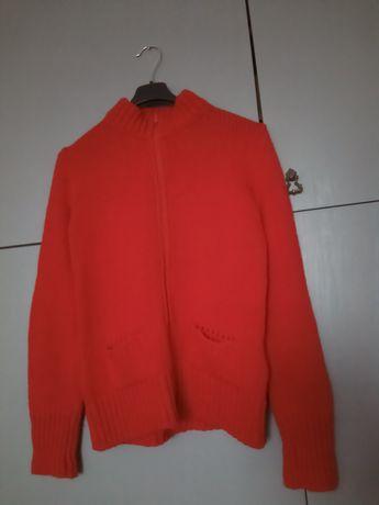 Sweter z pół golfem