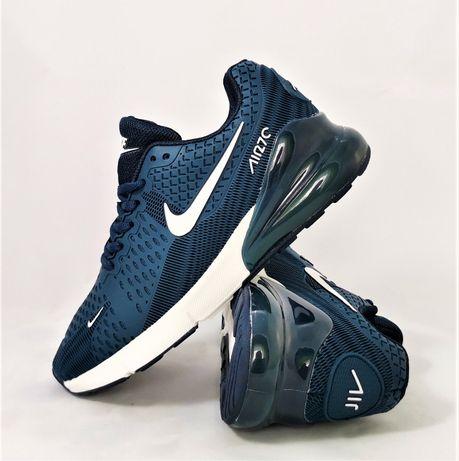 Кроссовки Nike Air Max 270 Мужские Синие Найк