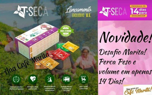 Desafio T-SECA Marita - Perca peso e Volume em apenas 14 dias!