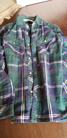 blusão com carapuço e camisa tifosi 9.10 anos
