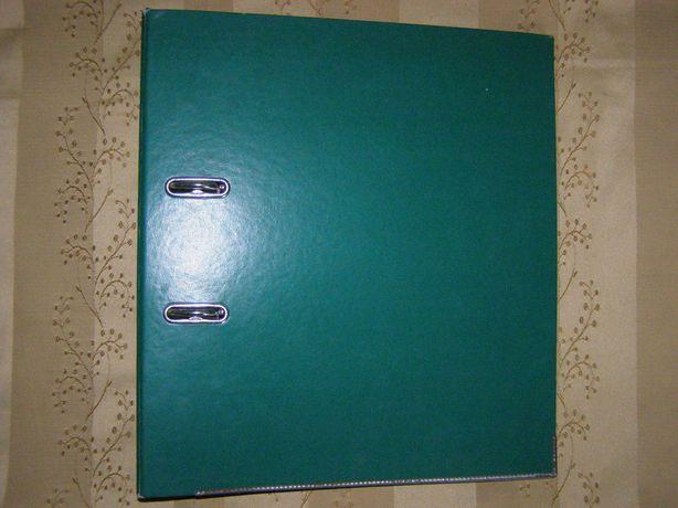 канцелярская папка скоросшиватель -регистратор А4  50 мм .