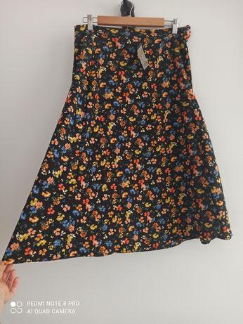 Spódnica w kwiaty nowa Primark 42