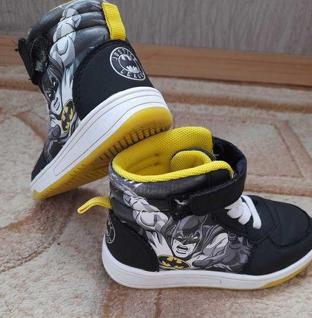 Фирменые деми ботинки для мальчика hm